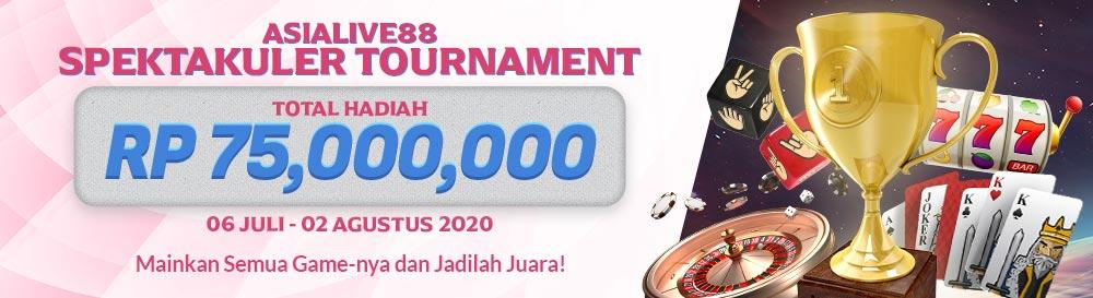 Asialive88 Tournament Spektakuler